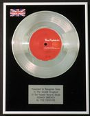 "FOO FIGHTERS  - 7"" Platinum Disc - MONKEY WRENCH"